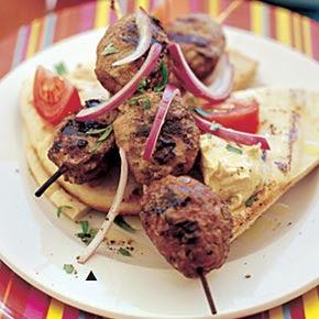 LEBANESE RECIPES: Lamb Kofta Recipe - Easy Lamb Kofta Recipe