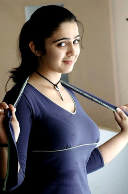 Charmi as 'Mantra Kanya'
