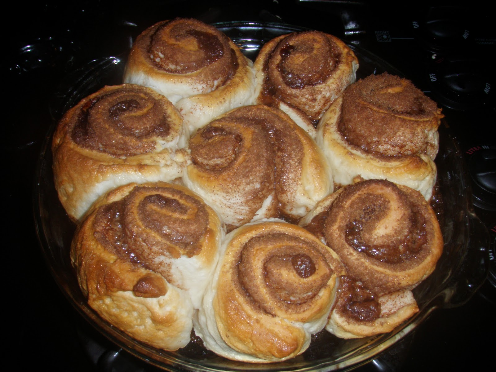 Mom, What's For Dinner?: Yummy Gluten-Free Cinnamon Rolls