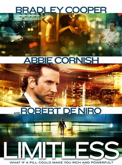 Limitless Movie 2011 Poster