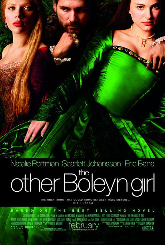 The Other Boleyn Girl Movie 2008 Poster