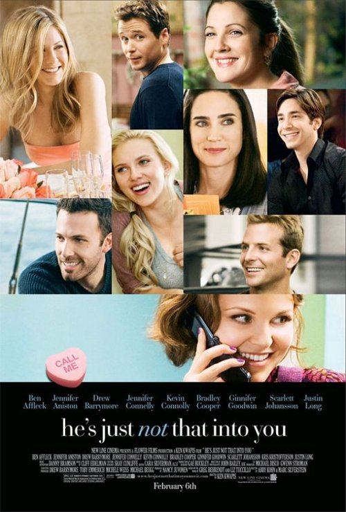 He's Just Not That Into You Movie 2009 Poster