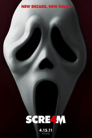 Scream 4 Movie 2011 Poster
