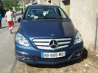 New French car number plate