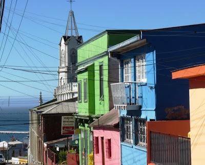 valparaiso est la san francisco d'amérique du sud
