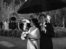 Regnfuld bryllupsdag 07.07.07