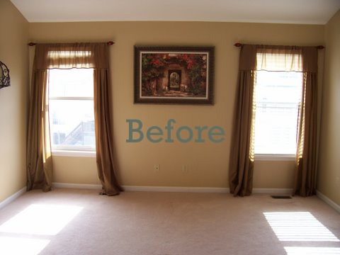 Master Bedroom on Personal Journal In Numbers  Before And After  Master Bedroom Makeover