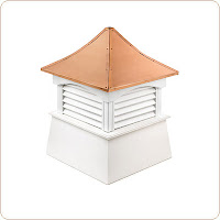 cupolas vinyl1 Vinyl Cupolas   Part 2 of Cupolas Create Curb Appeal