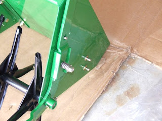 picture of John Deere Plug Aerator Control Arm