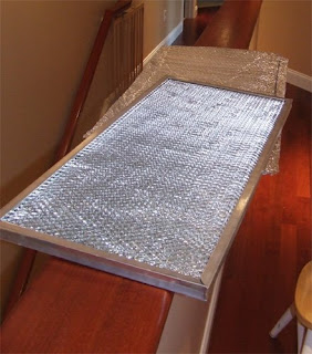 picture of EZ Kleen aluminum air filter
