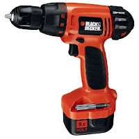 Black+%26+Decker+9.6 Volt Home Improvement Tool Gift Suggestions