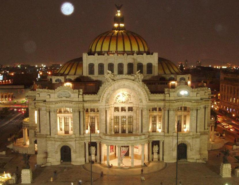 Tres culturas una experiencia de vida patrimonio for Arquitectura 7 bellas artes