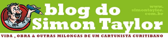 Blog do Simon Taylor