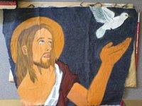 Peinture de Jésus