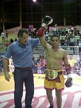 Pionero de Muay Thai en México