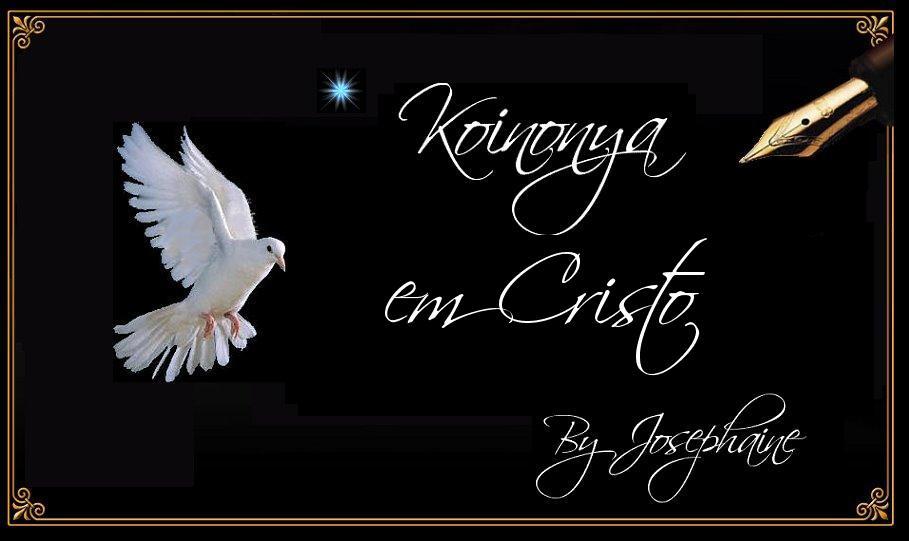 koinonya em Cristo