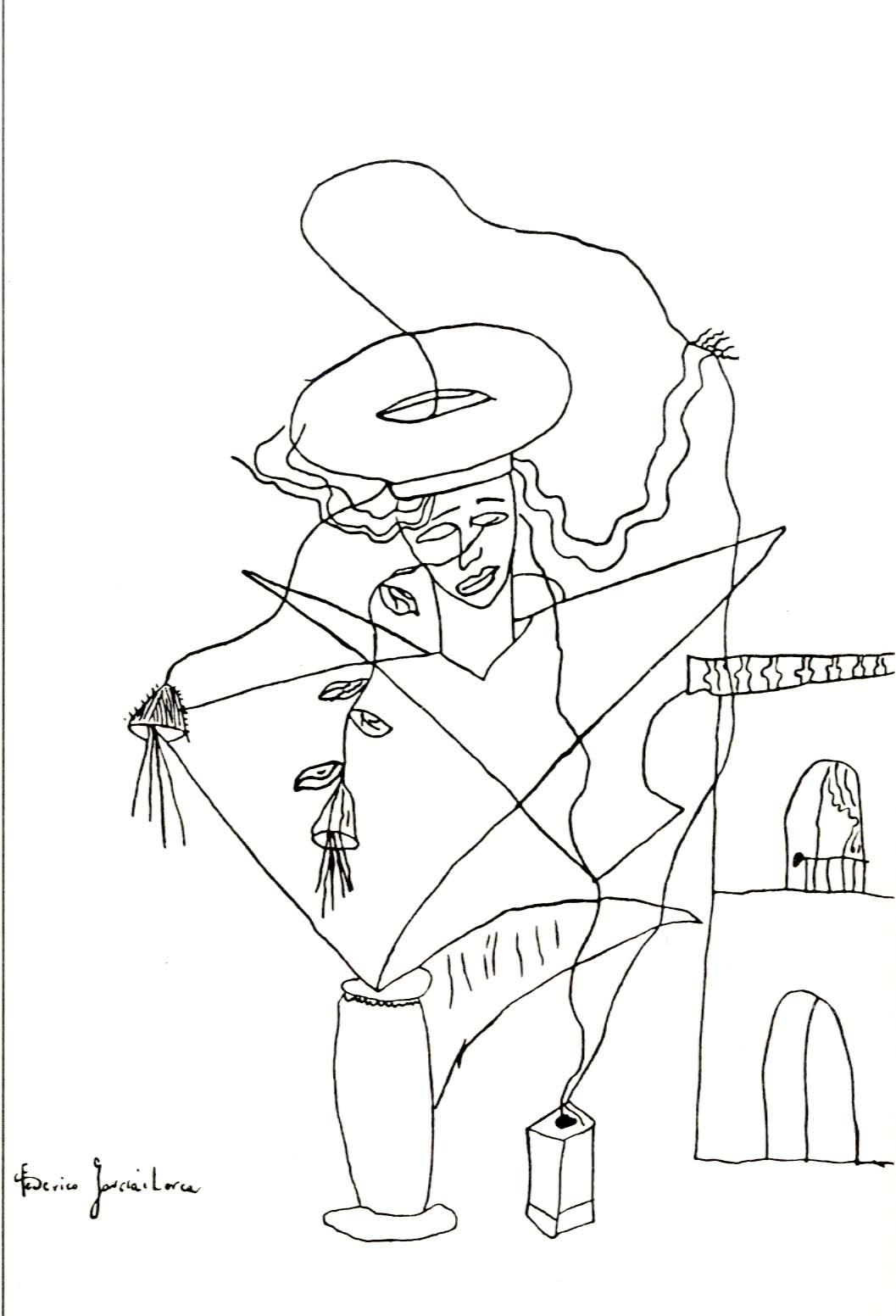 barbarous nights lorca s drawings 2001 Pontiac Grand AM Stereo Wiring Diagram