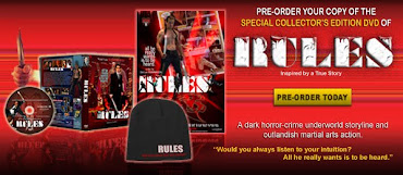 RULES Special DVD Package Limited Edition Numbered Posters and Beanies
