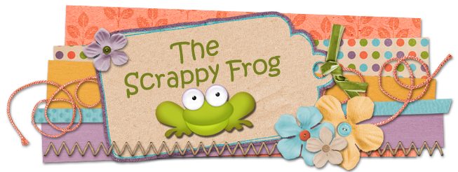 The Scrappy Frog