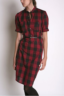 Urban Outfitters Cheap Monday Factory Shirtdress