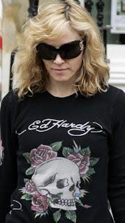 Ed Hardy Madonna
