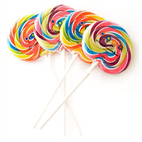 Dylan's Candy Bar Whirly Pops
