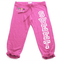 Dylan's Candy Bar Sweet Capri Pants