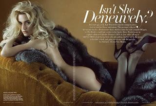 Kate Winslet in Vanity Fair