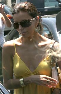 Eva Longoria Gas Bijoux Earings