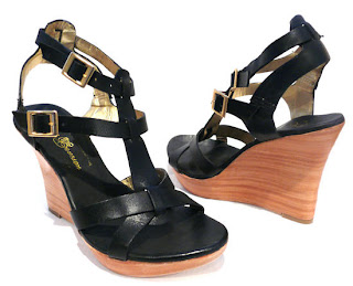 Matt Bernson KM High Wedge Sandal