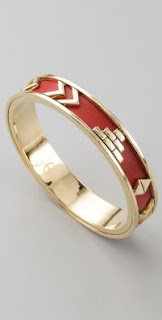 Nicole Richie House of Harlow 1960 Aztec Bangle