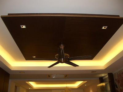 Ceiling designed by BSTrenovation