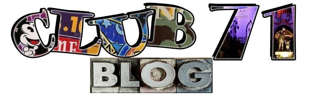 Club71  Blog