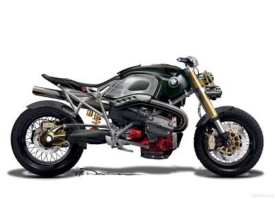 BMW Lo Rider bikes pictures