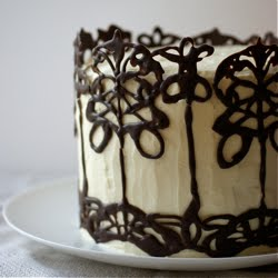 The Beautiful and Damned Cake