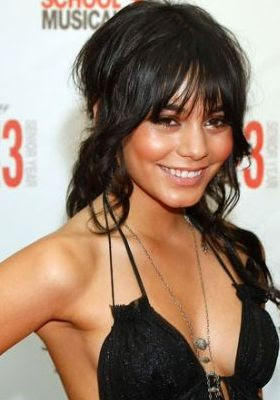 Vanessa Hudgens Sexy Hollywood Stills