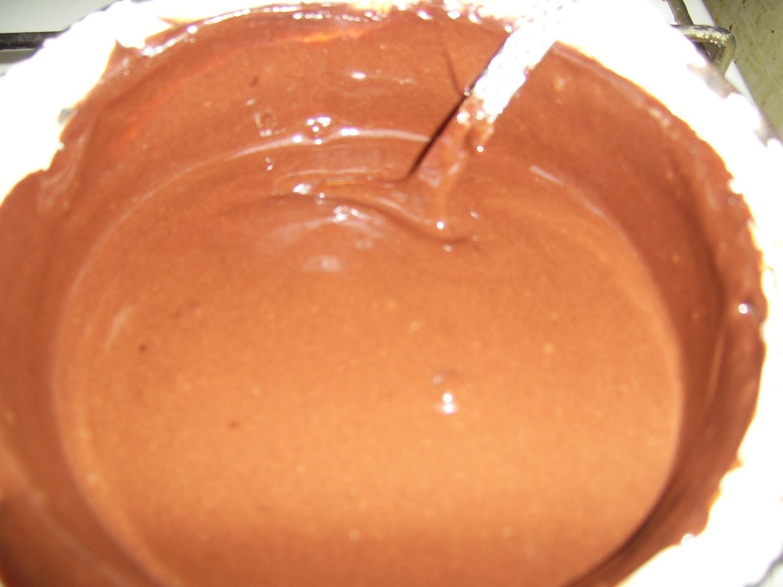 Глазурь из какао для торта рецепт пошагово в домашних условиях