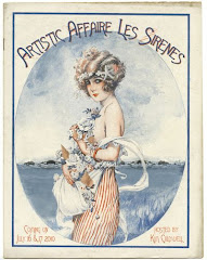 "I am so happy to be attending Kim Caldwell's ""Artistic Affaire Les Sirenes"" in July 2010!!"