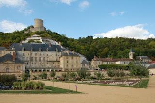 le chteau de la roche guyon - Chateau De Valnay Mariage