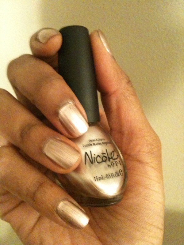Clearly Beautiful: Nicole by OPI: It\'s Possible