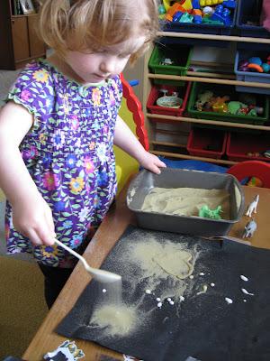 Fun Crafts For Preschoolers Desert Theme
