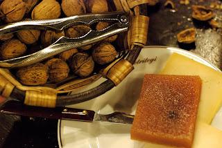 Dessert in a cidrerie