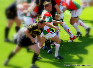 Rugby action 5