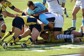 rugby scene aviron bayonnais