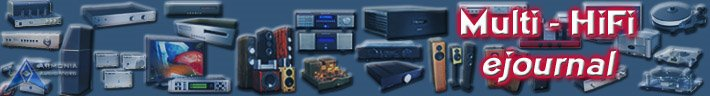 Multi HiFi ejournal: Noticias y comentarios: Audio - Video - Gadgets - Telefonia - Multimedia