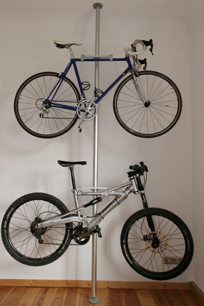Как и где хранить велосипед и другие дизайнерские штучки..