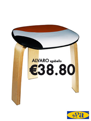 Alvar Aalto stool