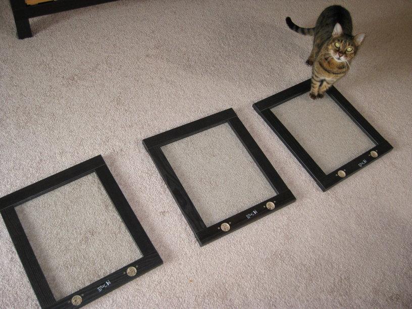 Billy Doors Picture Frames Ikea Hackers Ikea Hackers