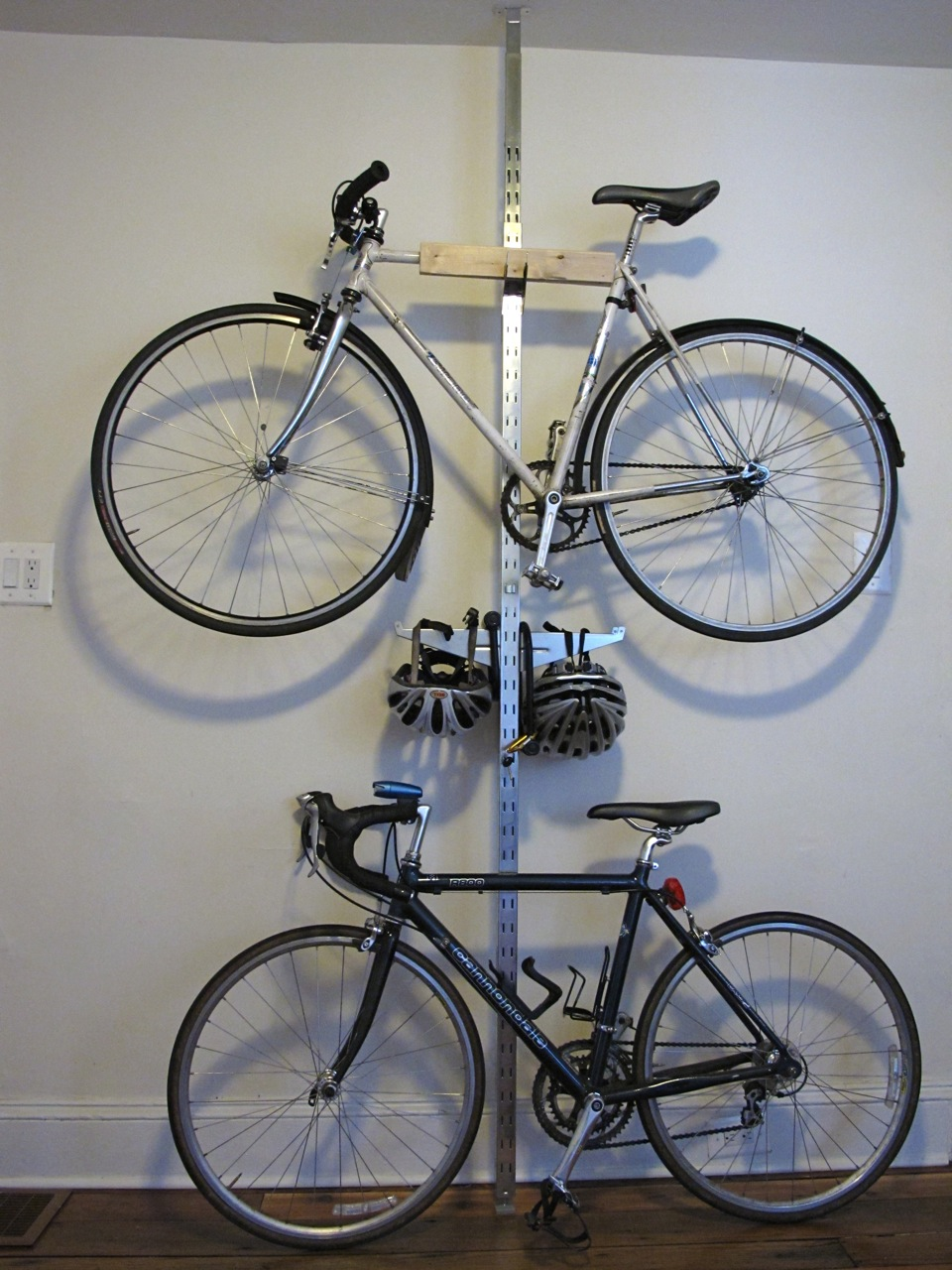 ikea hack diy bike storage man made diy crafts for