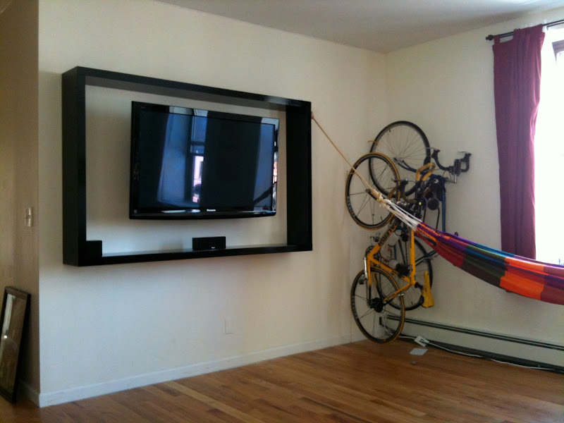 Wall Mounted Home Theater